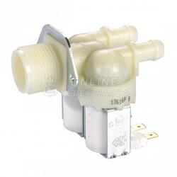 ARÇELİK - Arçelik Çamaşır Makinesi İkili Su Giriş Ventili (Metal Braketli)