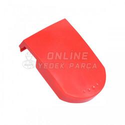 ARZUM - Arzum Elektrik Süpürgesi Yan Mandal - Kırmızı