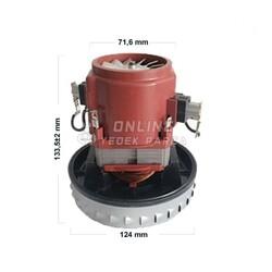 BEKO - Beko BKS 9322 Süpürge Motoru