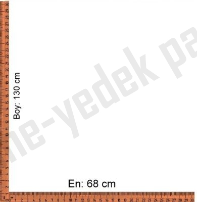 BOSCH BUZDOLABI ALT KAPI CONTASI ORJ.(68X130)