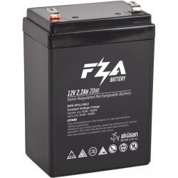 DEKA - Elektrikli Süpürge Aküsü - 6V
