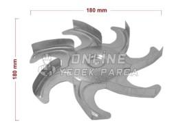 ARÇELİK - Fırın Fan Motoru Pervanesi (1)