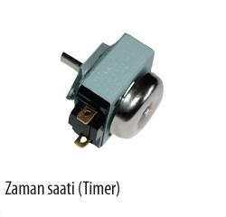 KUMTEL - Mini Fırın Timer Saat - 90 Dk