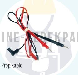 UNI-T - ÖLÇÜ ALETİ PROP TAKIMI (KABLOSU)