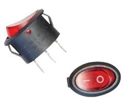 UNI-T - Oval Işıklı Anahtar