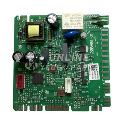 Regal 5 Programlı Bulaşık Makinesi Anakartı