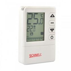 SCHNELL - S.202A.RF Programlanabilir Dijital Termostat Kablosu