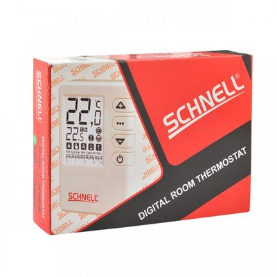 S.202A.RF Programlanabilir Dijital Termostat Kablosuz