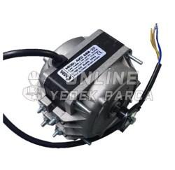 AKSA - Sanayi Dolabı Q Fan Motoru (10-38W)