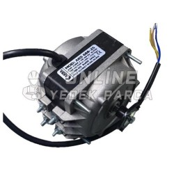 AKSA - Sanayi Dolabı Q Fan Motoru (16/65W)