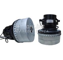 ÜNİVERSAL - Sanayi Süpürge Motoru Çift Fanlı - 230V