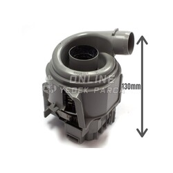 SİEMENS - Siemens Bulaşık Makinesi Yıkama Motoru Isı Pompası 12014980