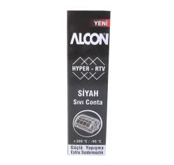 ALCON - Siyah Sıvı Conta +300C / -60C